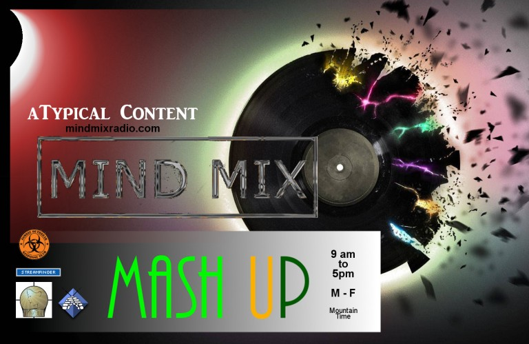 Mind Mix Mashup - weekdays!