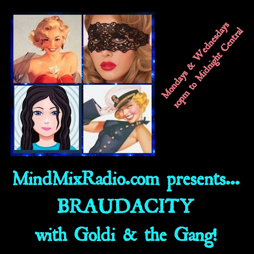 Braudacity Banner at Mind Mix Radio