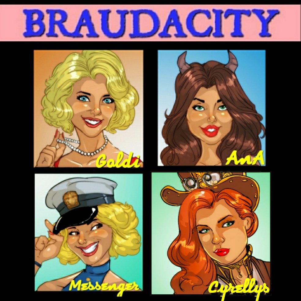 Braudacity Banner